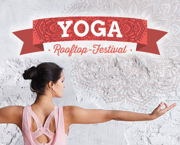 Yoga Rooftop-Festival in Bruchsal Thumbnail