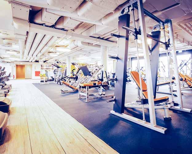 mannheim city p7 venicebeach fitness. Black Bedroom Furniture Sets. Home Design Ideas